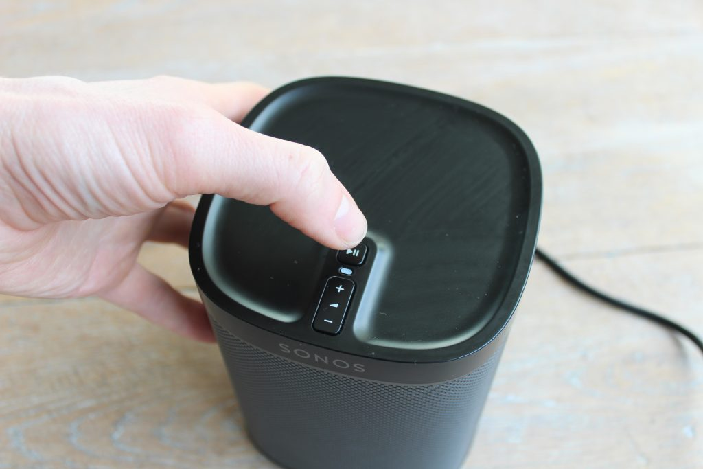 How To Reset A Sonos Speaker - My How To Online