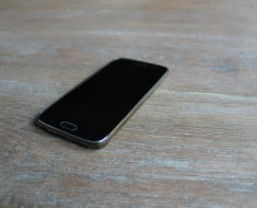 How to make a screenshot on the Samsung Galaxy S6