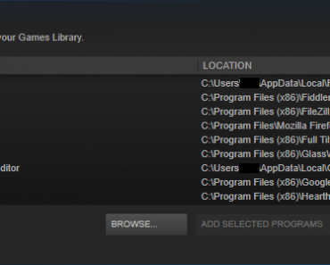 How to add a non steam game to your library