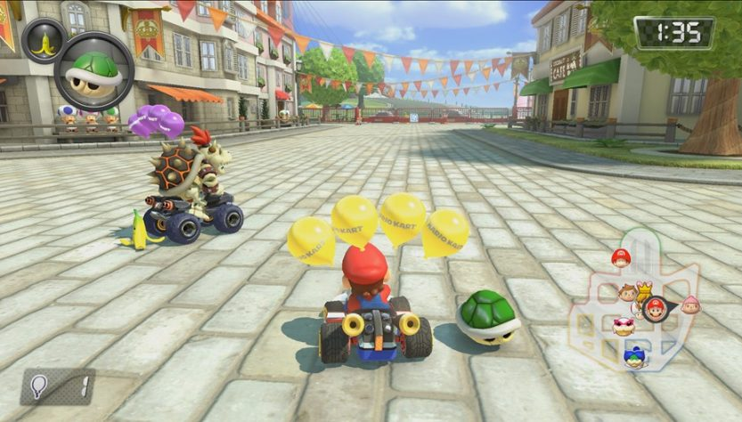 how to play mario kart 8 deluxe online with friends  my